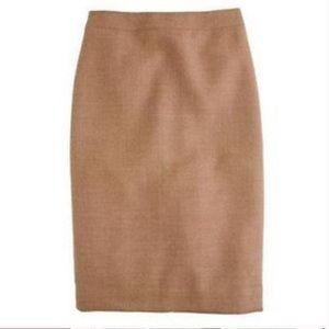 🧳 J. Crew No. 2 Pencil Skirt